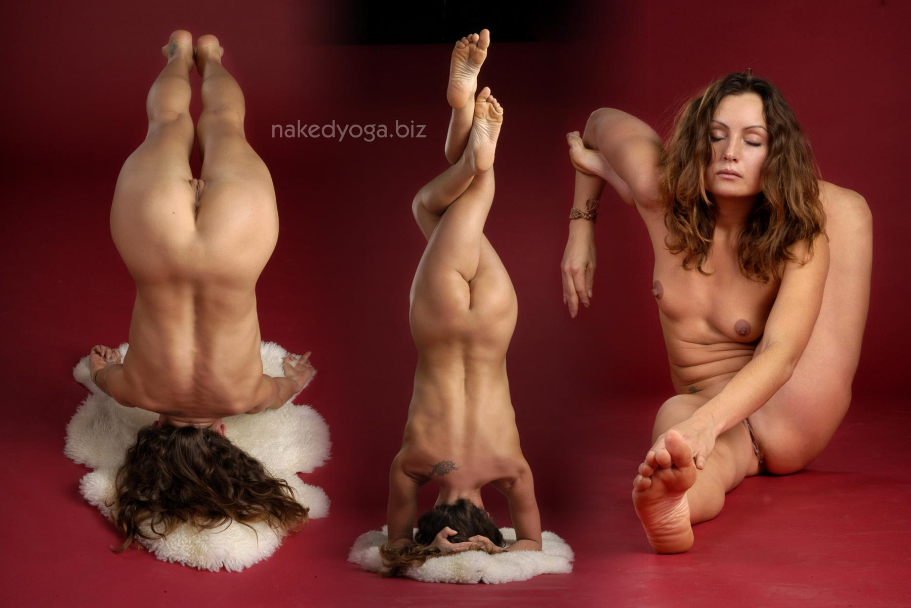 Naked yoga galleries. There isn't anything online for me that could be ...