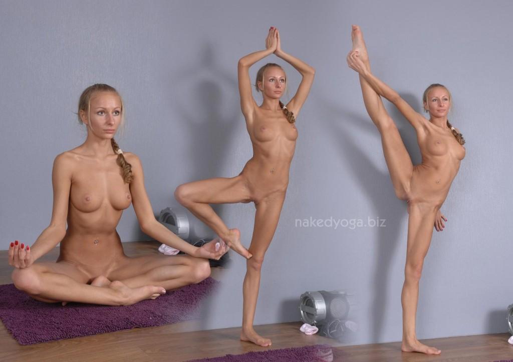 Naked yoga pics